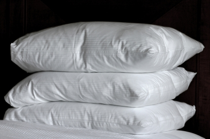 down pillows